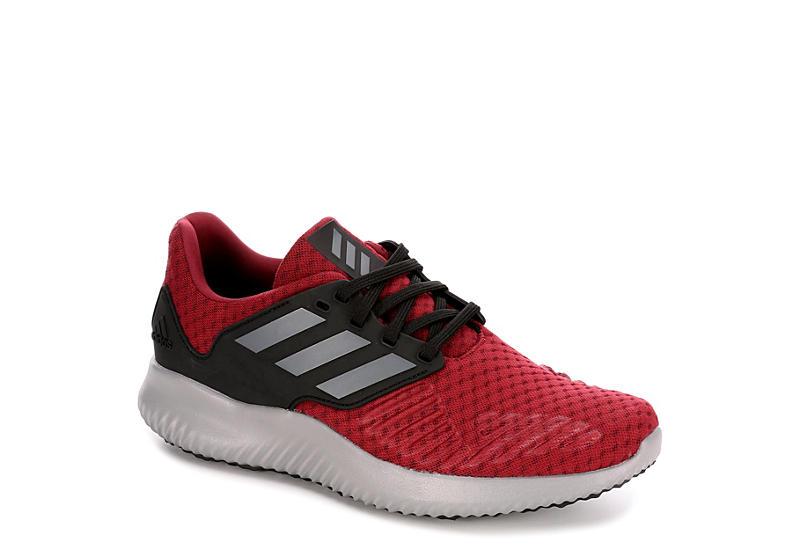 a264729a0 Adidas Mens Alpha Bounce Rc2 Running Shoe - Burgundy