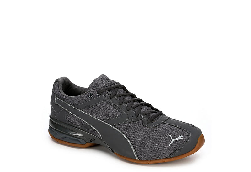 mens grey puma shoes
