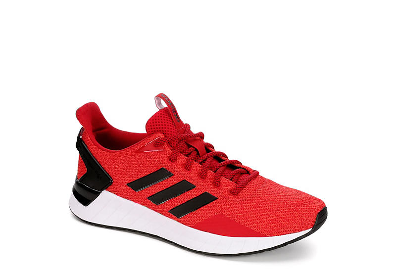 online store 35229 925c1 RED ADIDAS Mens Questar Ride Running Shoe