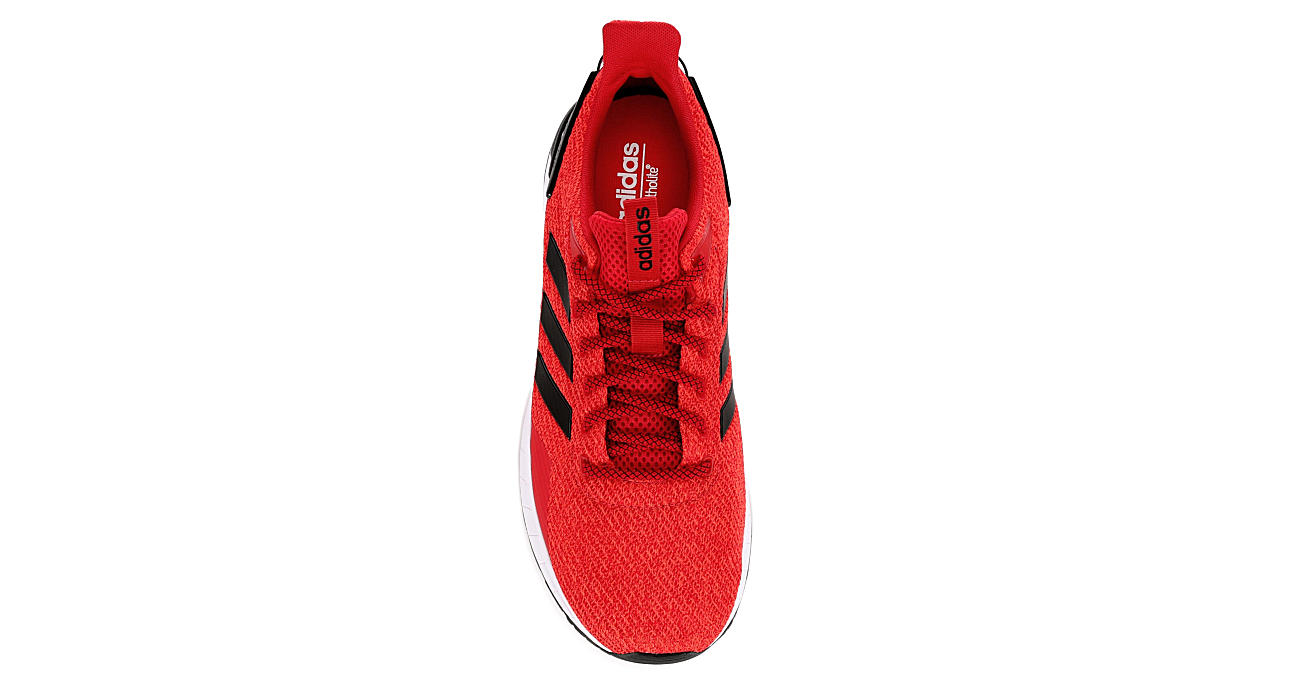 ADIDAS Mens Questar Ride Running Shoe - RED