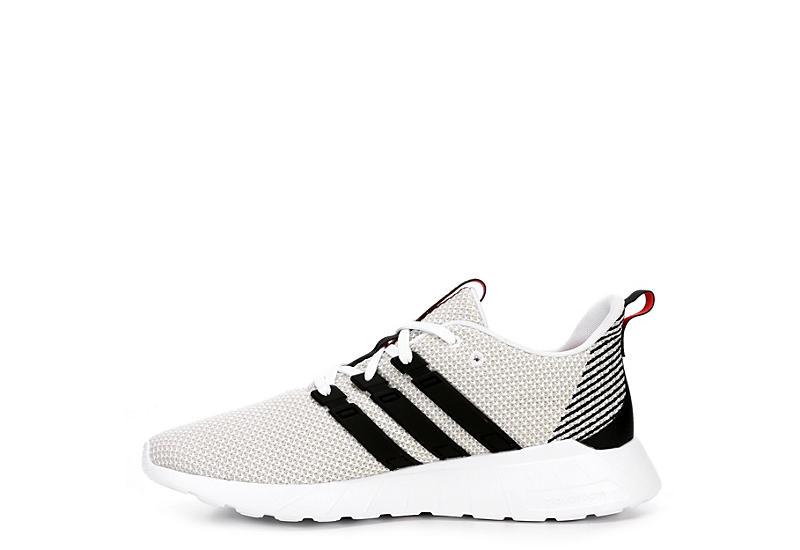 ADIDAS Mens Questar Flow Running Shoe - WHITE