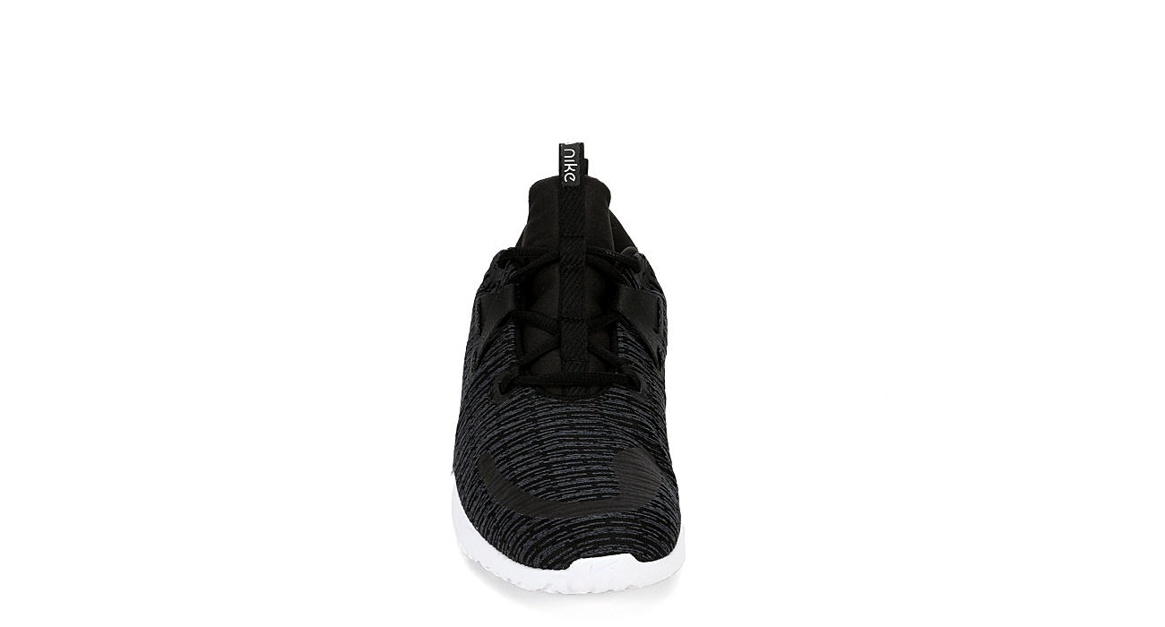 NIKE Mens Renew Arena Run Runnng Shoe - BLACK