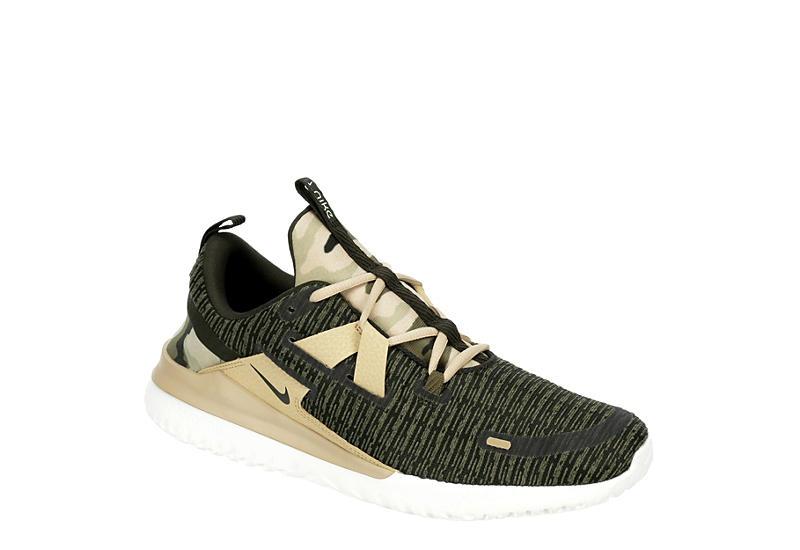 cheap for discount fb54f 86105 Nike Mens Renew Arena Run Running Shoe - Beige