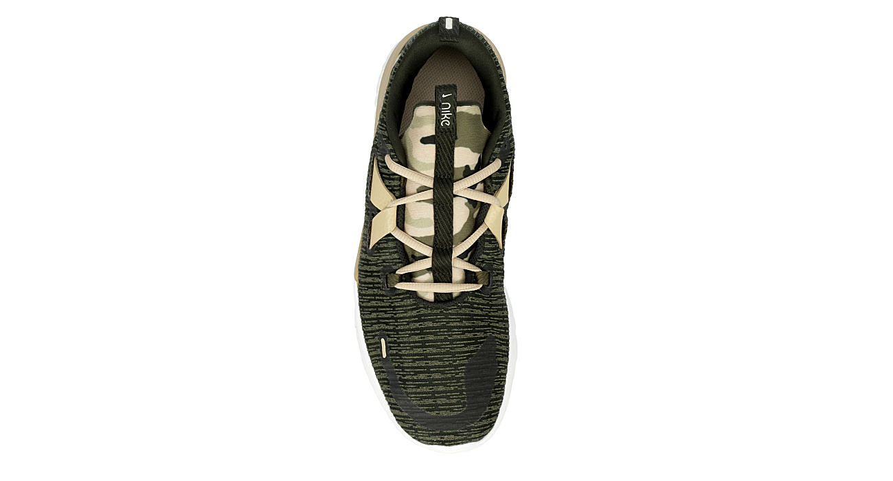 NIKE Mens Renew Arena Run Running Shoe - BEIGE