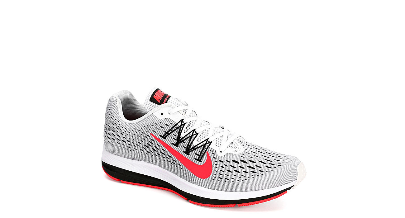 the latest 60a45 f723e Nike Mens Zoom Winflo 5 Running Shoe - Grey