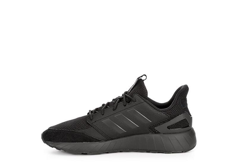 ADIDAS Mens Strike Running Shoe - BLACK