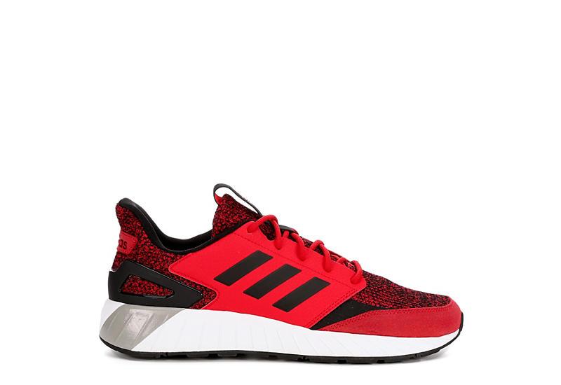 ADIDAS Mens Strike Running Shoe - RED