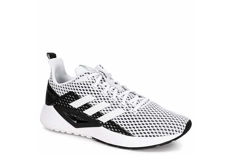 ADIDAS Mens Questar Clima Running Shoe - WHITE