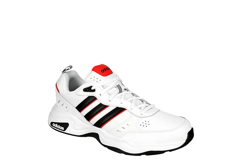 ADIDAS Mens Strutter Run Sneaker - WHITE