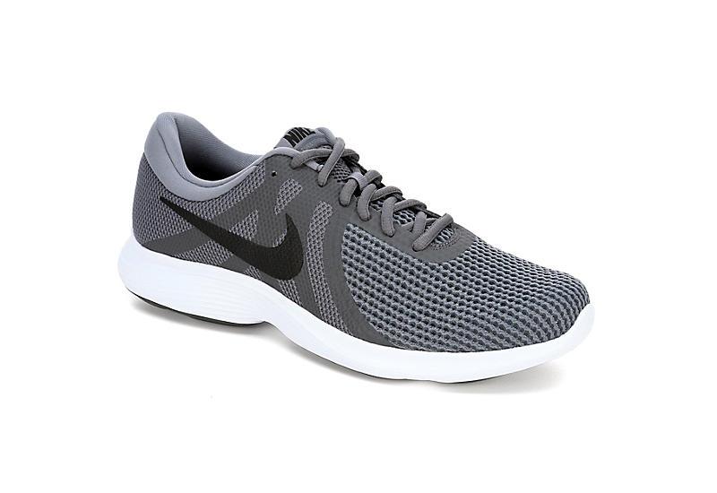 6b18f424201c Nike Mens Revolution 4 Running Shoe - Grey