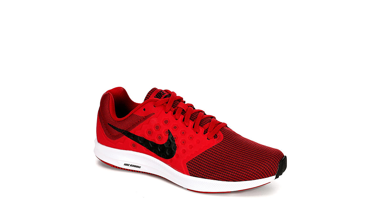 buy popular 5bda2 4b7e4 Nike Mens Downshifter 7 Running Shoe - Red