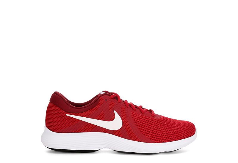 dd89dafca935 Red Nike Revolution 4 Men s Running Shoes