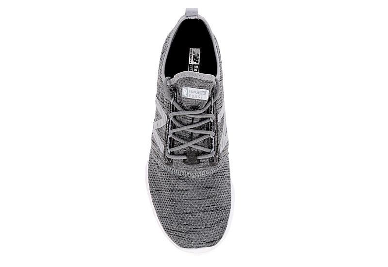 NEW BALANCE Mens Coast Tech Running Shoe - GREY