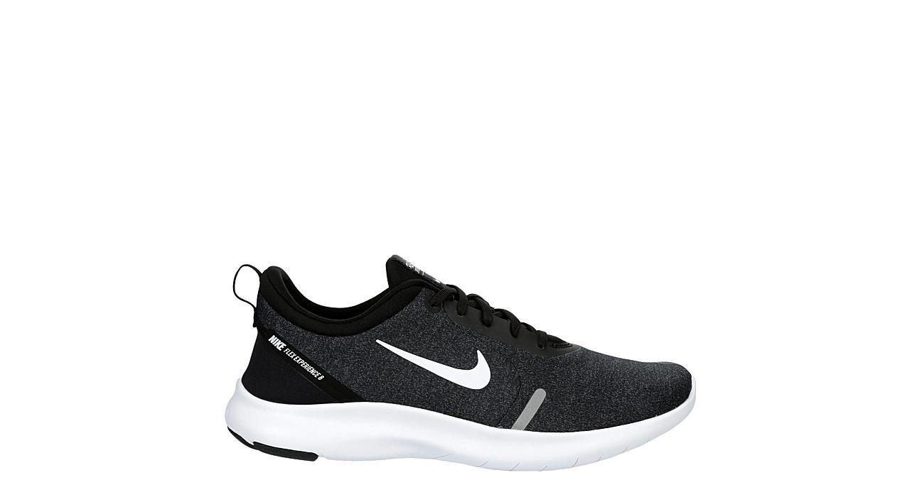 NIKE Mens Flex Experience 8 Running Shoe - BLACK