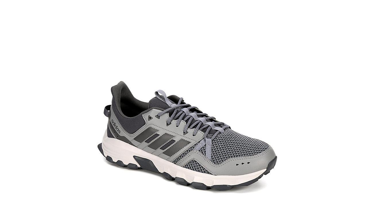 ADIDAS Mens Rockadia 2 Running Shoe - GREY