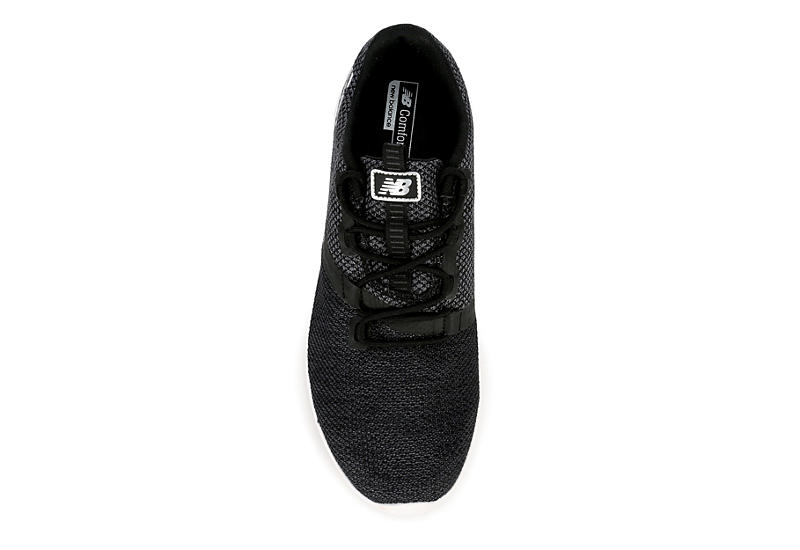 NEW BALANCE Mens District Run Running Shoe - BLACK