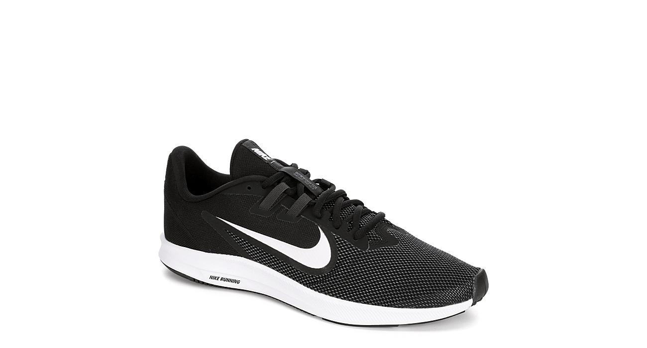 super popular d346c 71e7c Nike Mens Downshifter 9 Running Shoe - Black