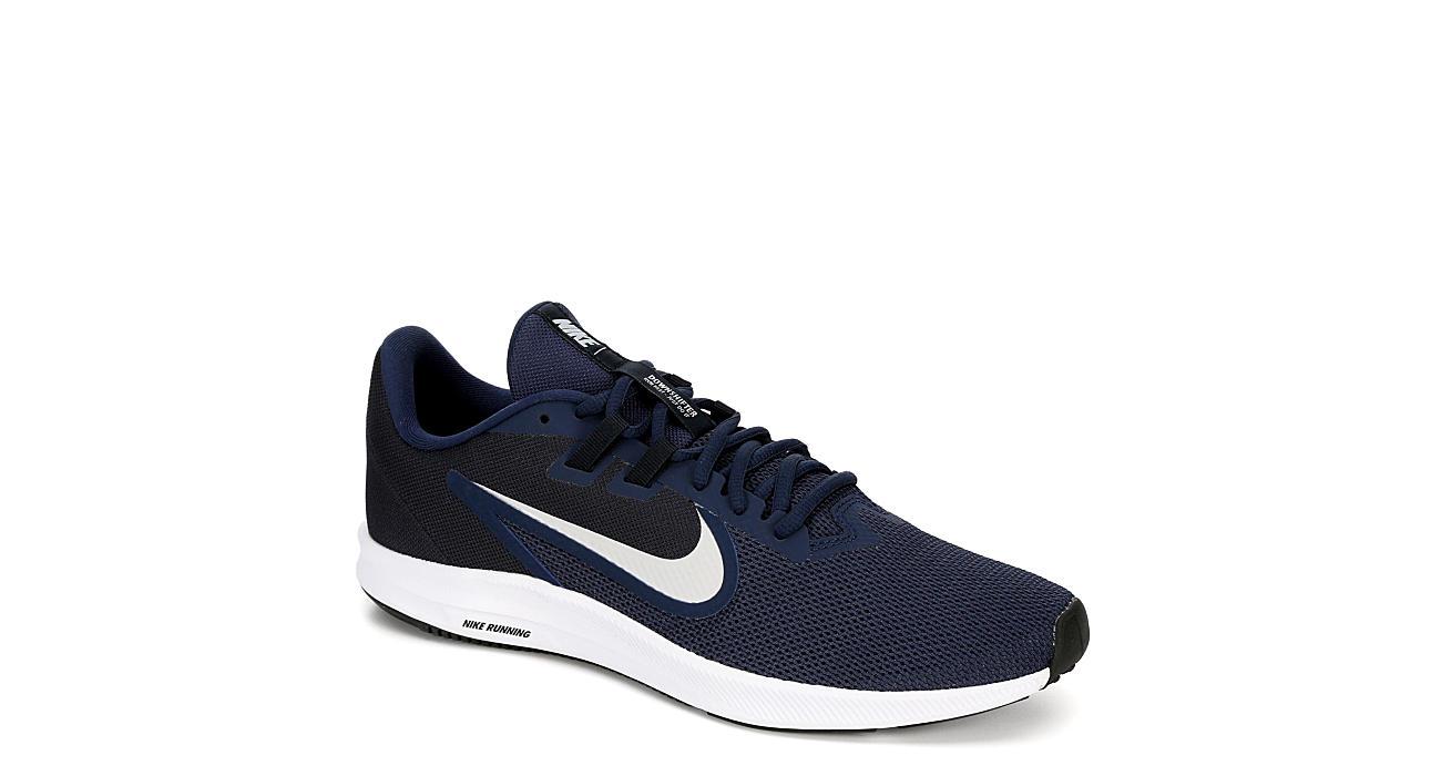 Nike Mens Downshifter 9 Running Shoe Navy