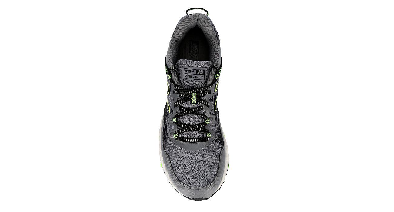 NEW BALANCE Mens 410 V6 Running Shoe - GREY