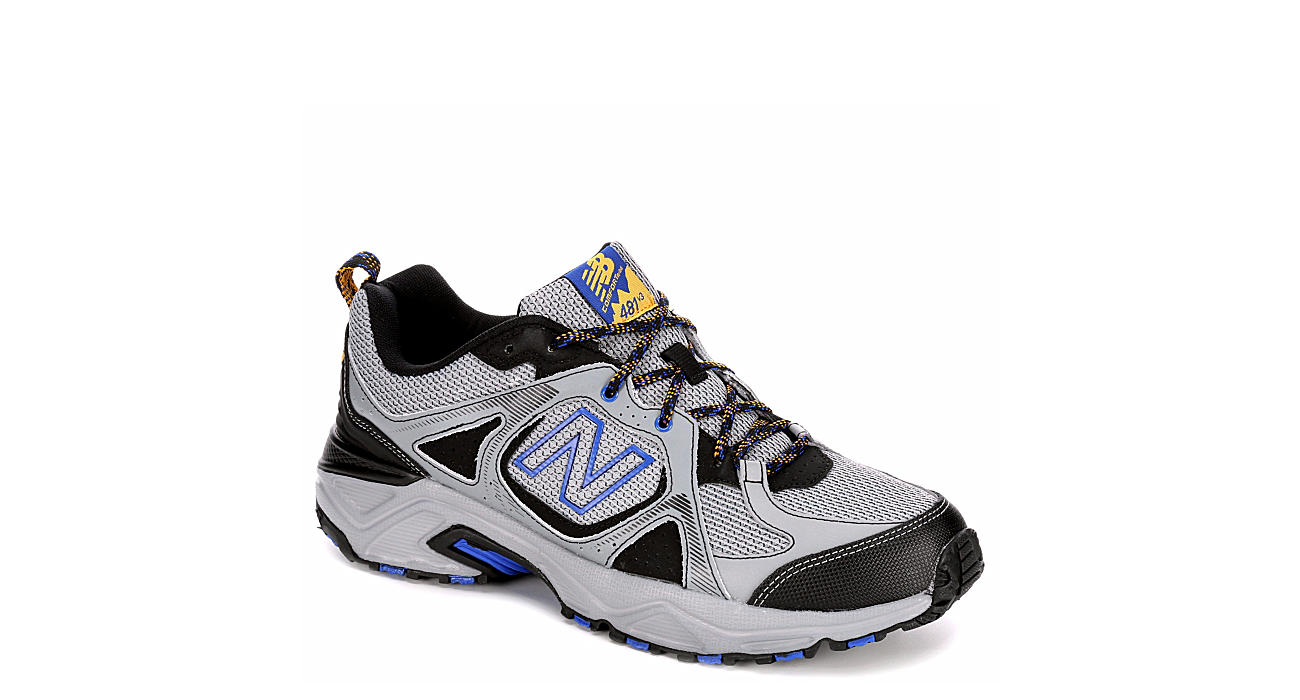 NEW BALANCE Mens 481 V3 Running Shoe - GREY