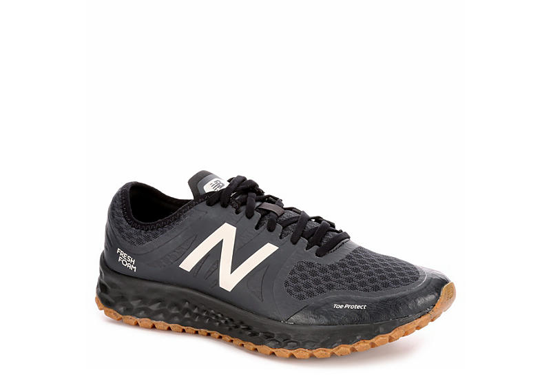 66647ccde2b38 Black New Balance Mens Kaymin Trail Running Shoe   Athletic   Off ...