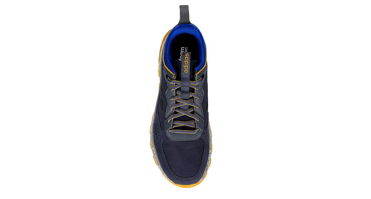 ADIDAS Mens Response Trail Running Shoe - GREY