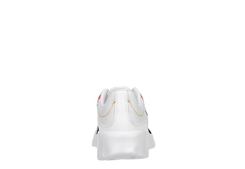 NIKE Mens Strada Running Shoe - WHITE