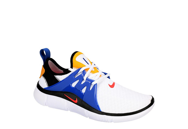 NIKE Mens Acalme Sneaker - WHITE