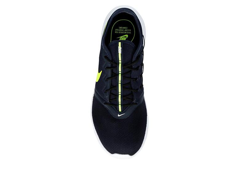 NIKE Mens Vtr Running Shoe - NAVY