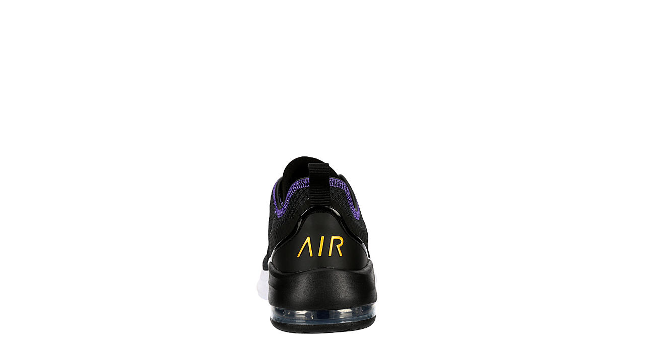 NIKE Mens Air Max Motion 2 Sneaker - BLACK