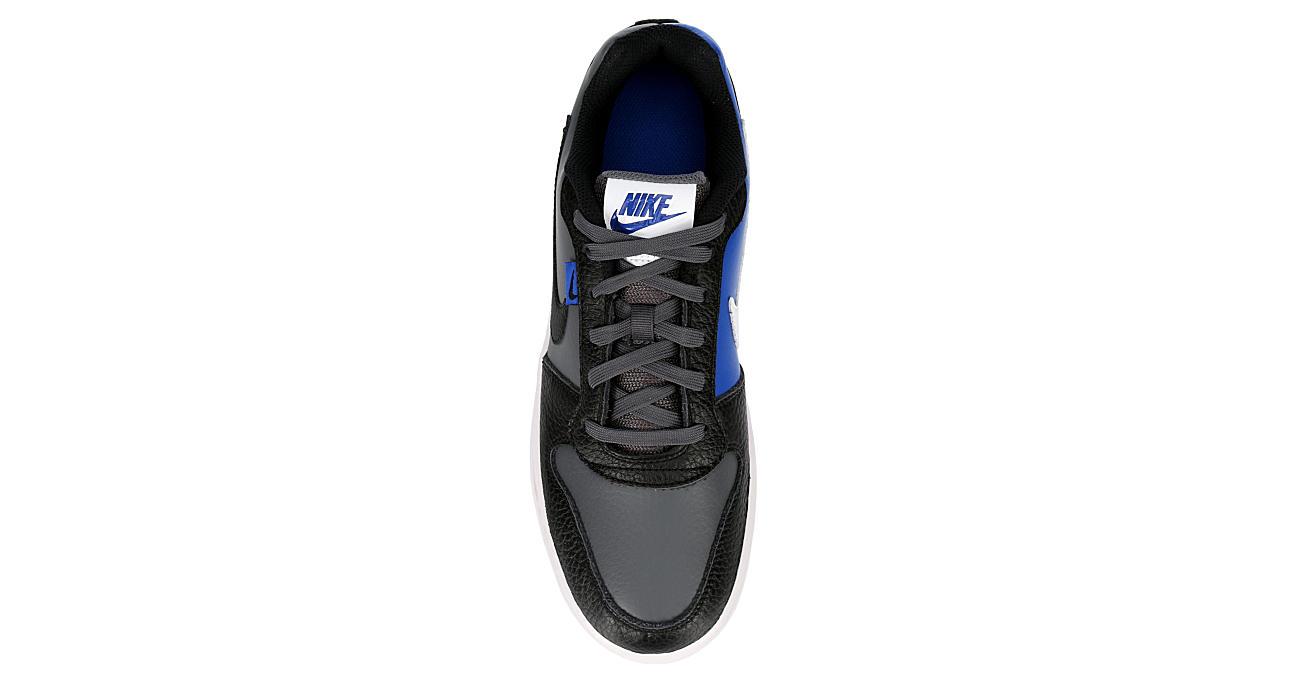 NIKE Mens Ebernon Sneaker - DARK GREY