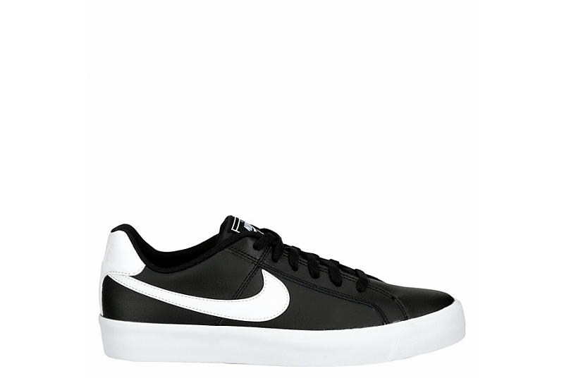 NIKE Mens Court Royale Ac Sneaker - BLACK