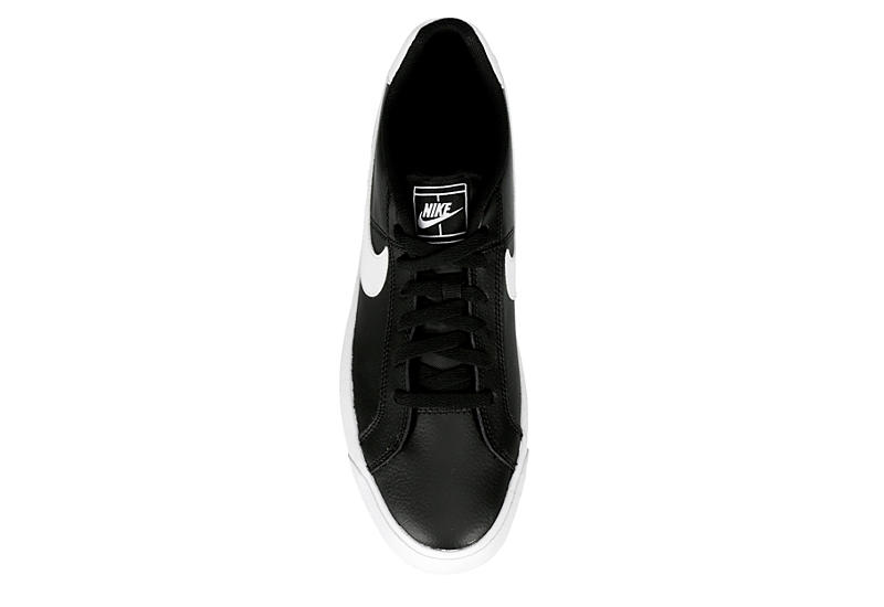 NIKE Mens Court Royale Ac Sneaker - BLACK