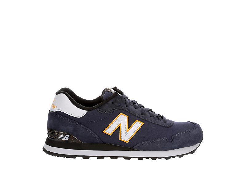 NEW BALANCE Mens 515 Sneaker - NAVY