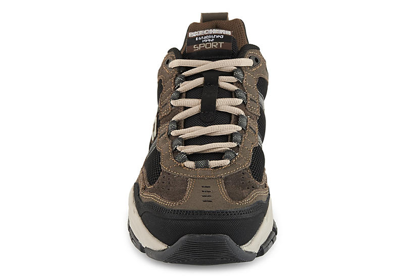 SKECHERS Mens Vigor 2.0 Sneaker - BROWN