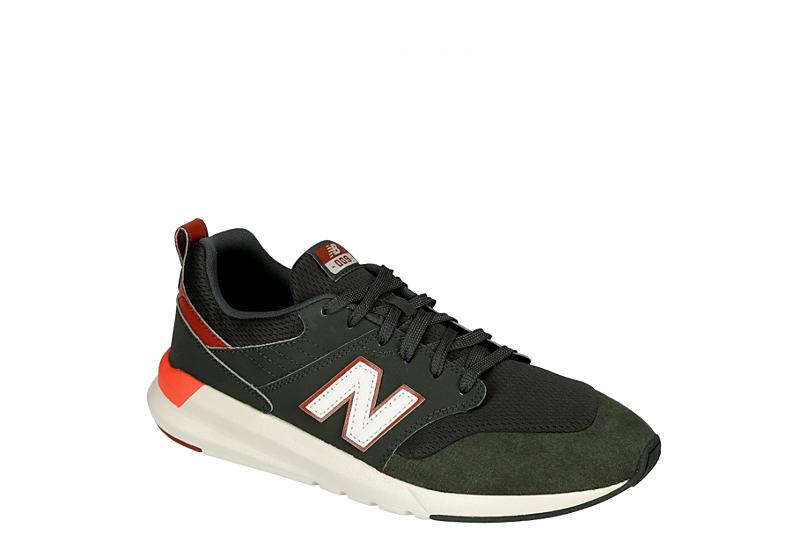 NEW BALANCE Mens 009 Running Shoe - OLIVE