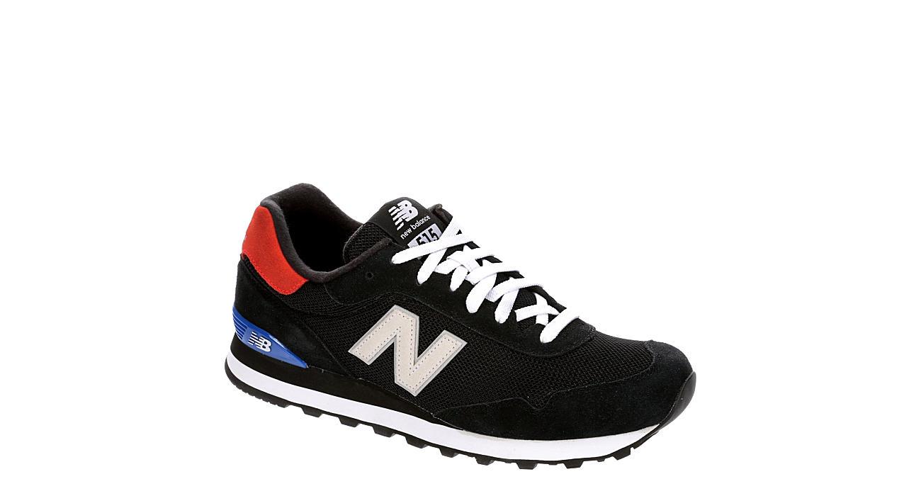 NEW BALANCE Mens 515 Running Shoe - BLACK