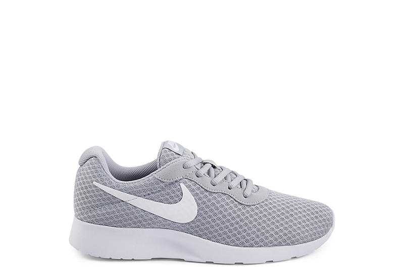 NIKE Mens Tanjun Sneaker - GREY