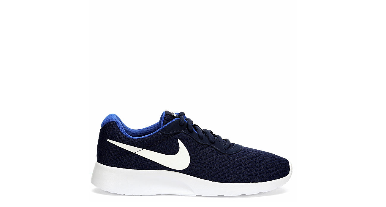ba9fefbd008 Blue   White Nike Tanjun Men s Sneakers