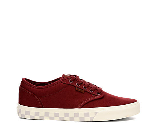 Mens Atwood Check Sneaker