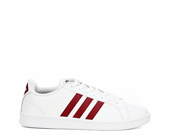 Mens Advantage Stripe Sneaker