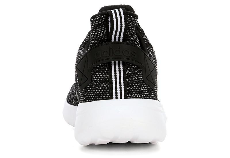 ADIDAS Mens Lite Racer Beyond Sneaker - BLACK