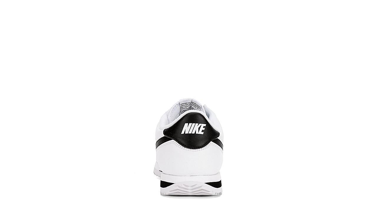 NIKE Mens Cortez Sneaker - WHITE