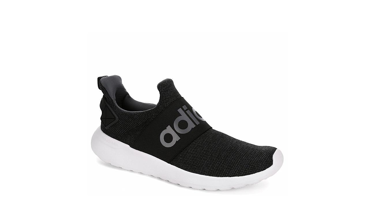 ADIDAS Mens Lite Racer Adapt Sneaker - BLACK
