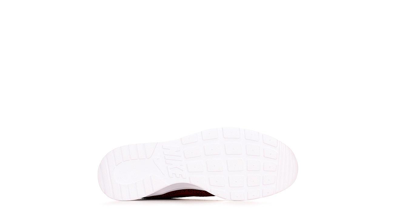 NIKE Mens Tanjun Se Sneaker - BURGUNDY