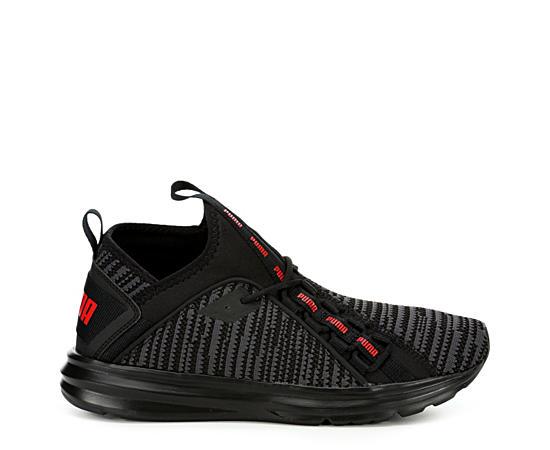 Mens Enzo Peak Mid Sneaker