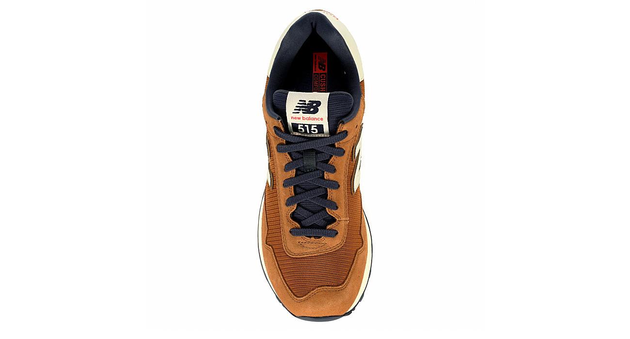 NEW BALANCE Mens 515 Sneaker - TAN