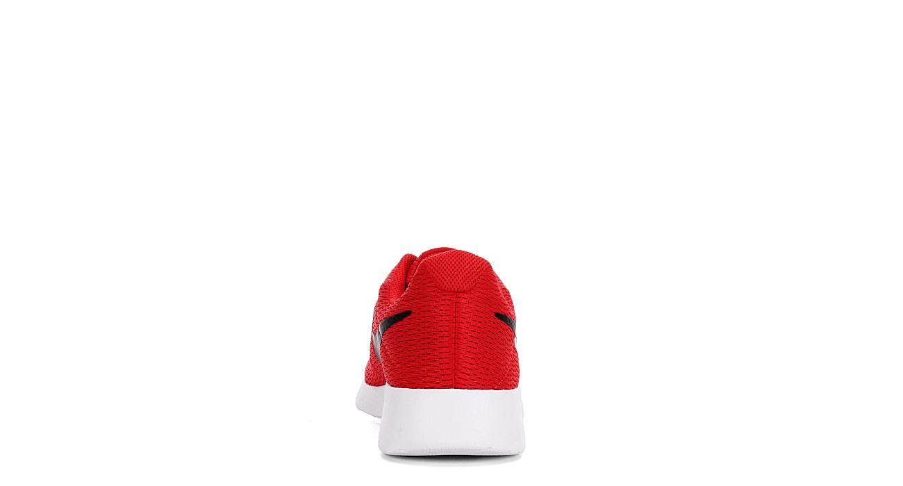 NIKE Mens Tanjun Sneaker - RED