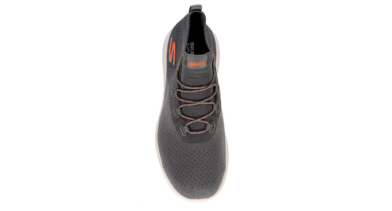 SKECHERS Mens Go Walk Revolution Sneaker - GREY