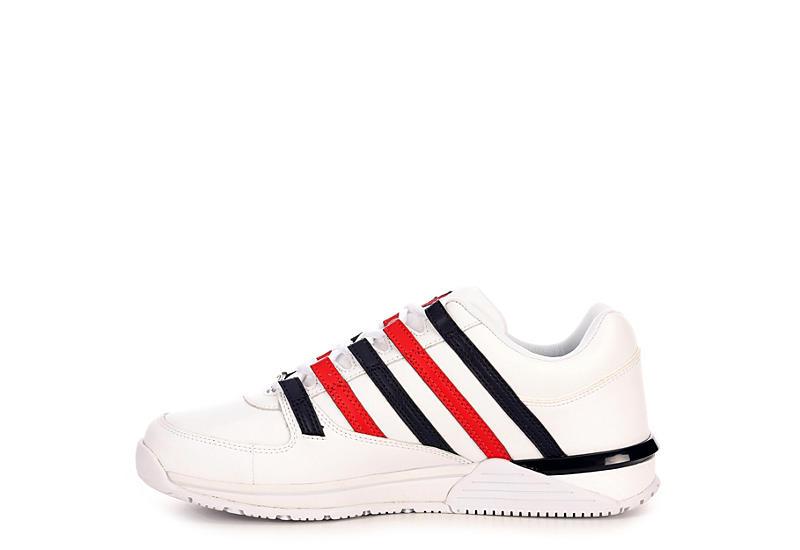 K-SWISS Mens Baxter Sneaker - WHITE